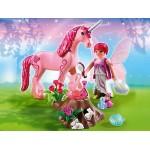 Zana Ingrijirii Si Unicornul Trandafirul Rosu