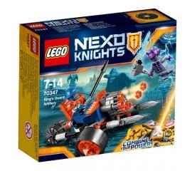 Artileria garzii Regelui LEGO Nexo Knights