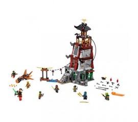 Asediul farului LEGO Ninjago