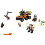 Atacul cu Camionul toxic al lui Bane™ LEGO Batman Movie