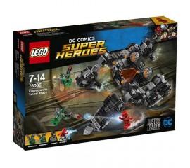 Atacul din tunel al lui Knightcrawler LEGO Superheroes