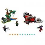 Atacul Distrugatorilor LEGO Superheroes