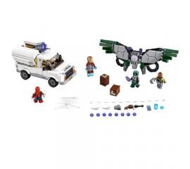 Atentie la Vultur LEGO Superheroes