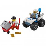 ATV de capturare LEGO City
