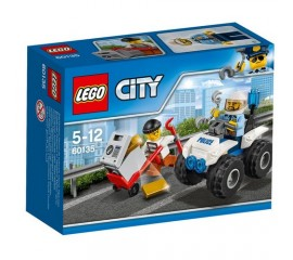 ATV de capturare LEGO City