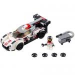 Audi R18 e-tron quattro LEGO Speed Champions