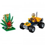 Automobil de jungla LEGO City