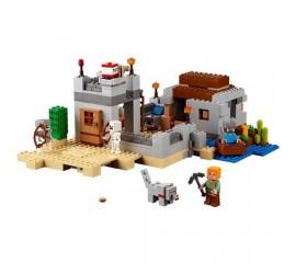 Avanpostul din desert LEGO Minecraft