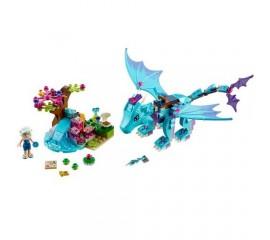 Aventura dragonului de apa LEGO Elves