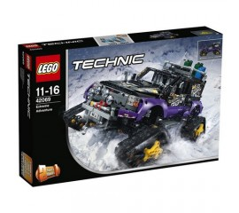 Aventura extrema LEGO Technic