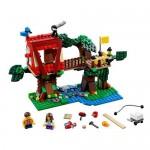 Aventuri in casuta din copac LEGO Creator