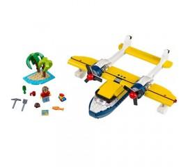 Aventuri pe insula LEGO Creator