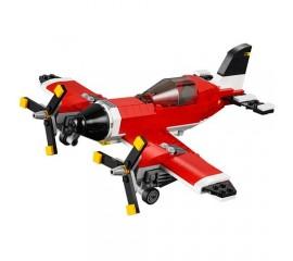 Avion cu elice LEGO Creator