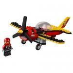 Avion de curse LEGO City