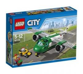 Avion de marfa pe aeroport LEGO City Airport