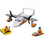 Avion de salvare pe mare LEGO City