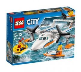 Avion de salvare pe mare LEGO City