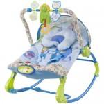 Balansoar cu melodii si vibratii Regatul Animalelor - Sun Baby