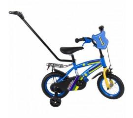 Bicicleta copii BMX Racing 12' Albastru