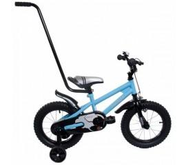 Bicicleta copii BMX Racing 14' Albastru
