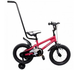 Bicicleta copii BMX Racing 14' Roz