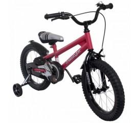 Bicicleta copii BMX Racing 16' Roz