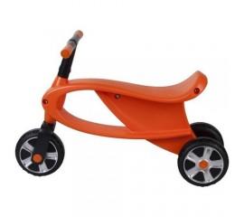 Bicicleta fara pedale cu 3 roti Gogo - Sun Baby - Portocaliu