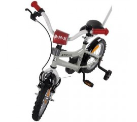Bicicleta Junior BMX 14 - Sun Baby - Gri