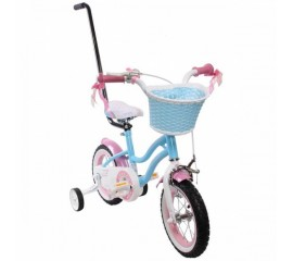 Bicicleta pentru copii BMX Stars 12' Albastru