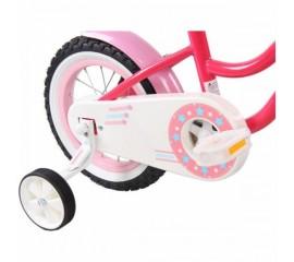 Bicicleta pentru copii BMX Stars 12' Roz