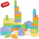 Blocuri de constructii pentru copii 33 elemente