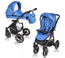 Carucior Crooner 2 in 1 - Vessanti - Blue