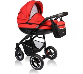 Carucior Crooner 2 in 1 - Vessanti - Red