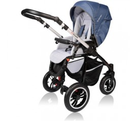Carucior Crooner Prestige 2 in 1 - Vessanti - Blue