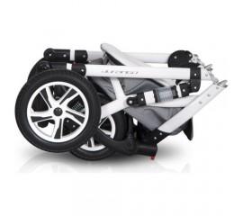 Carucior Durango 3 in 1 - Euro-Cart - Titanium