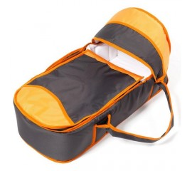 Carucior multifunctional Camarade - Orange cu Gri