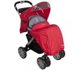 Carucior pentru nou-nascuti Torre - Coto Baby - Rosu