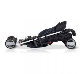 Carucior sport Ezzo - Euro-Cart - Antracite