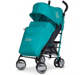 Carucior sport Ezzo - Euro-Cart - Emerald