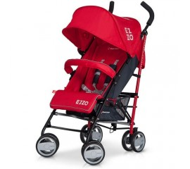 Carucior sport Ezzo - Euro-Cart - Scarlet
