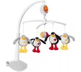 Carusel Muzical Pinguini - BabyOno