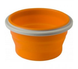 Castron pliabil din silicon 400 ml pentru 3m+ 1buc/set - BabyOno