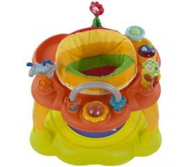 Centru de Activitati Party Time - Sun Baby - Portocaliu