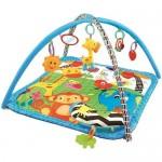 Centru de joaca cu pernita Zoo - Sun Baby
