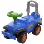 Jeep Ride-On Albastru
