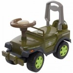 Jeep Ride-On Army