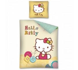 Lenjerie de pat Hello Kitty 160 x 200cm HK08