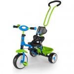 Tricicleta Boby 2015 Albastru cu Verde