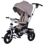 Tricicleta multifunctionala Little Tiger T400 - Sun Baby - Bej