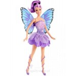 Barbie Prietenele Mariposa - Printesa Willa